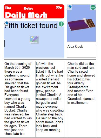Alex-Newspaper-Article
