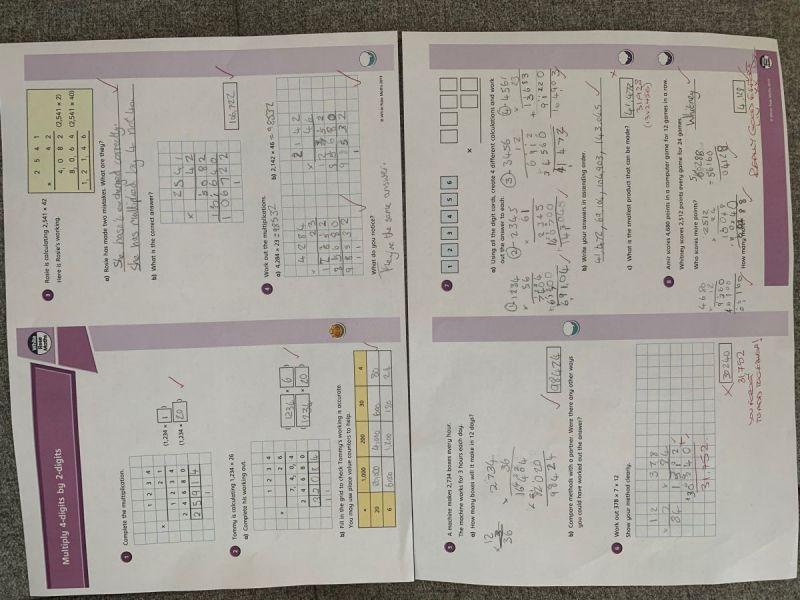 Maths-yr-5