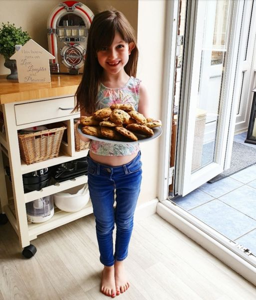 Poppy-biscuits