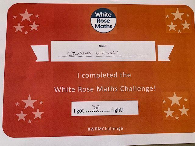Maths-challenge--certificate-